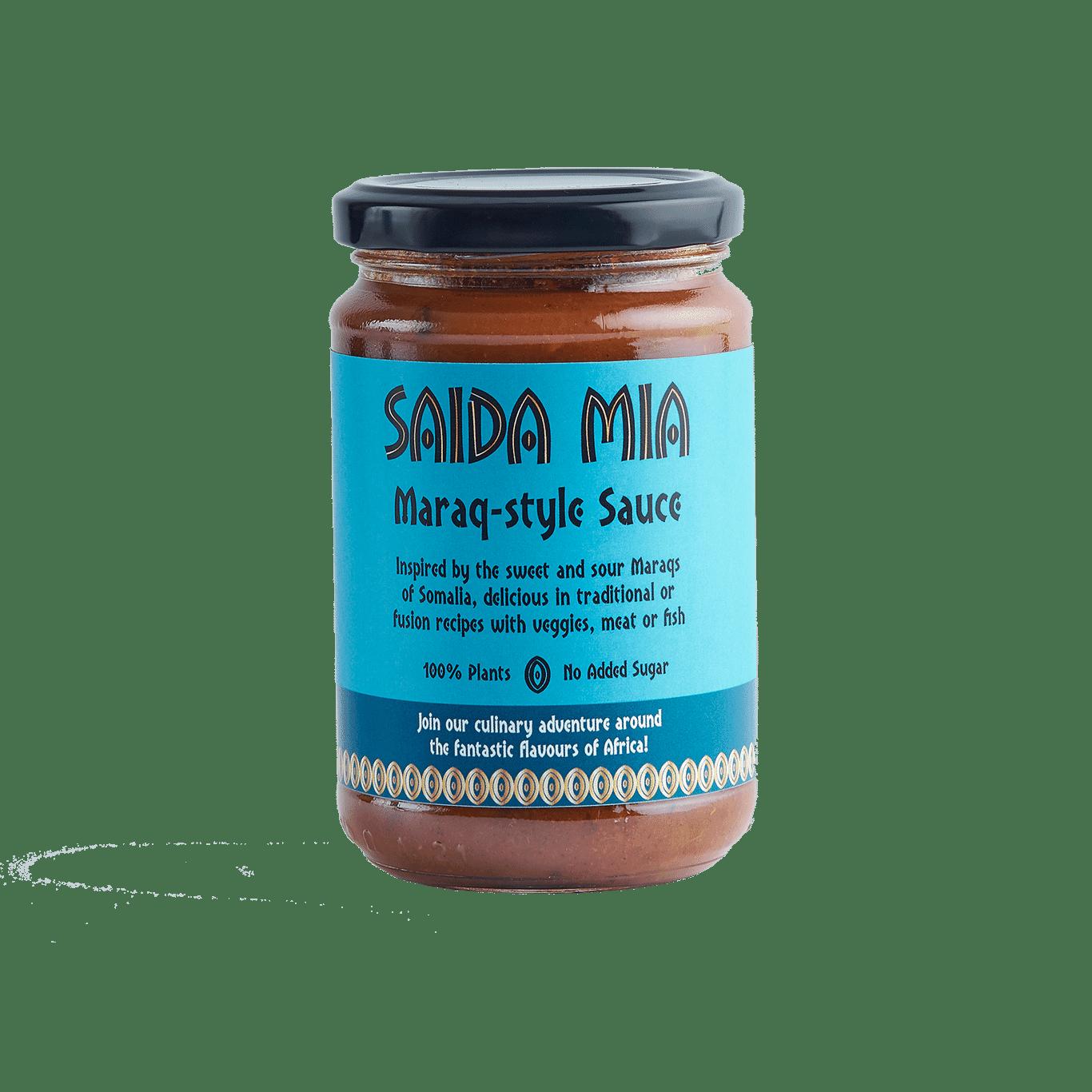 Saida Mia African Products Maraq Sauce 2